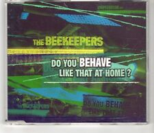(HI775) The Beekeepers, Do You Behave Like That At Home? - 1997 CD