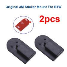 2PCS Original Adhesive 3M Sticker Base Clip Holder Fit Blueskysea B1W Car Video