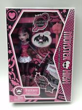 DRACULAURA Monster High Doll 1st Edition 2009 1st Wave, NEW Dracula Vampire