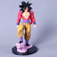 27CM Anime Dragon Ball Z Super Saiyan 4 Goku PVC Action Figure Figurine Toy Gift