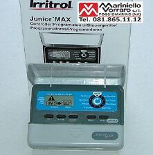 Programmatore irrigazione IRRITROL junior max -6 zone ( CENTRALINA)