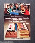 [GCG] N802 - Advertising Pubblicità -1974- FERRERO ,DUPLO E BRIOSS, S.MAZZOLA