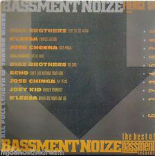 BASSMENT NOIZE ~ Various Artists ~ VINYL LP