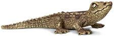 Schleich Tier 14683 Krokodiljunges Krokodil klein Tiere Spielfigur Rarität NEU
