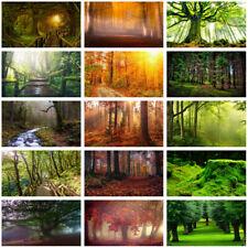 New Landscape Photo Background Tree Studio Props Wood Floor Photography Background Photography Background Wall Vinyl Wall 150/×210cm T12