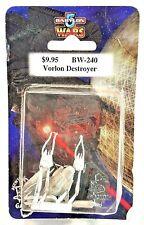 Agents Gaming 1999 Babylon 5 Wars #BW-240 Vorlon Destroyer RPG Pewter Game Piece