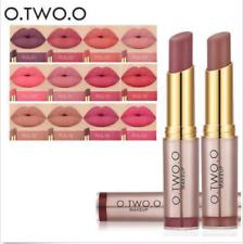 20 Colors O.TWO.O Waterproof Long Lasting Lipsticks Matte Lip Gloss Makeup