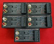 RDL TX-PA40D 2 Channel Stereo Audio Amplifier, Free Shipping, Sold Individually