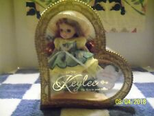 2006 Brass Key Presents Keylee Porcelain Doll Collection Key to your Heart N BOX