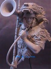 1/10 Scale Ancient Roman Warrior bust Unpainted Resin Model Kits Unassembled New