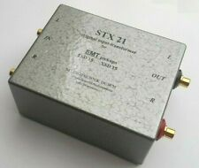 Input Transformer Box SUT Original STX 21 for EMT Thorens MCH 1 / MCH 2