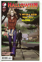 Halloween First Death Laurie Strode 2 VF NM Michael Myers Signed John Carpenter