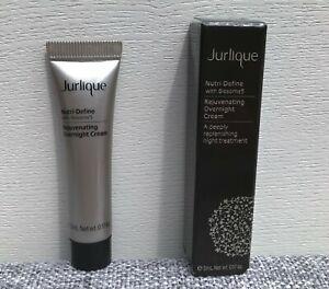 Jurlique Nutri-Define Rejuvenating Overnight Cream, 5ml, Brand New in Box