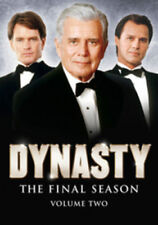 Dynasty: The Ninth Season Volume Two (Final Season) [New DVD] Full Frame, 3 Pa
