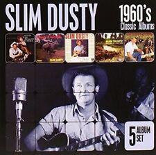 Slim Dusty - 1960's Classic Albums 5CD EMI 2012 NEW/SEALED