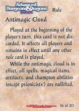 Spellfire - Powers Chase #16 - POc/16 - Antimagic Cloud - D&D