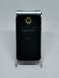 Sony Ericsson TM506 T-Mobile Flip Cell Phone Working