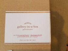 Pottery Barn Gallery In A Box Frames Champagne Set Of Six #4471