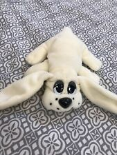 "VTG Pound Puppies 90's (Galoob) Blonde 6"" E23 With Numbered Tag"