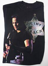 Original Vintage Clint Black 1993 Tour Shirt - Brand New, Not a Replica