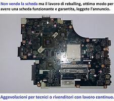 SCHEDA MADRE ACER ASPIRE 5552G - REBALLING GARANTITO € 64 E BASTA TUTTO INCLUSO