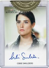 Agents of Shield Season 1 Cobie Smulders as Agent Maria Hill Incentive Auto Card