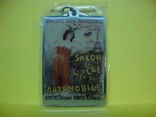 Porte Clé ATLAS logo affiche Salon de l'Automobile porte clef cles clefs