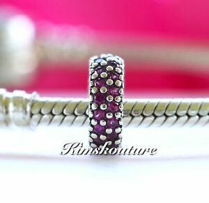 Authentic Pandora Inspiration Within Ruby Red CZ Spacer 791359CZR