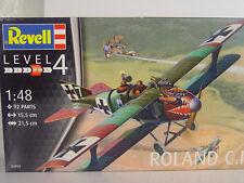 Roland C.II Doppeldecker - Revell Flugzeug Bausatz 1:48   - 03965    #E
