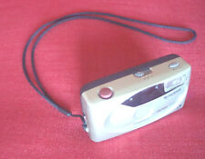Fujifilm Nexia 20 Auto 35mm compact camera, with flash & wrist strap