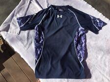 Under Armour 1216007 Men's Tee UA HeatGear Compression Short Sleeve T-Shirt XXL
