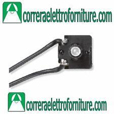 SIMON URMET NEA 10291/230.B led bianco con cavi 230V