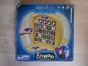 Harry Potter Top Trumps Crazy Cube Match Game - 100 % Complete