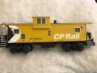 Lionel 6-29725 CP Rail Extended Vision Caboose #434615 3-Rail O-Scale USED