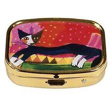 Pillendose Katze auf Sofa Rosina Wachtmeister