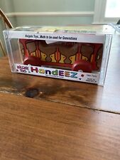 Handeez Wooden Trolley by Holgate Toys Usa New In Box