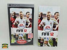 PSP Fifa 12 platinum