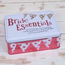 Bright Side Bride Essentials Tin - Something Old, New, Borrowed, Blue
