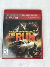 Need for Speed: The Run -- Greatest Hits (Sony PlayStation 3, 2013) PS3