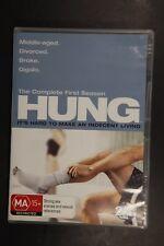 Hung: Season 1 - DVD - NEW Region 4   (Box D203)