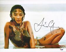 Jessica Gomes Signed 11x14 Photo PSA/DNA COA Sports Illustrated Swimsuit Edition