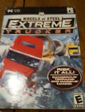 18 Wheels of Steel Extreme Trucker (CD-PC)