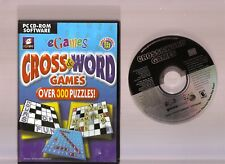 CROSS & WORD GAMES. EXCELLENT WORD & PUZZLE GAME COLLECTION FOR THE PC!!