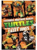 Teenage Mutant Ninja Turtles: The Good, The Bad, And Casey Jones [New DVD] Wid