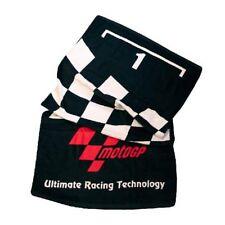 MotoGP Motorcycle Motorbike Beach Towel Black White Red Biker Gift Idea