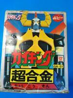 POPY Chogokin Gaiking GA-51 Vintage Retro Old Toy from JAPAN