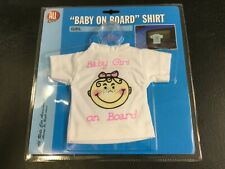 allride Baby Girl On Board Sign car van
