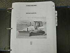 New Holland D75 D85 D95 Crawler Tractor Dozer Shop Service Repair Manual Book