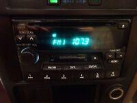 OEM RADIO 2004 NISSAN PATHFINDER RECEIVER AM/FM/STEREO/CASSETTE/6-CD PN-2356N