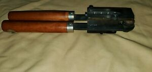 Hensley & Gibbs 4 Cavity Mold 130bb 45cal. 185gr W/handles